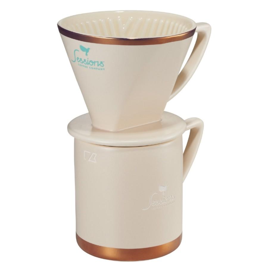 Cutter & Buck Coffee Dripper Gift Set