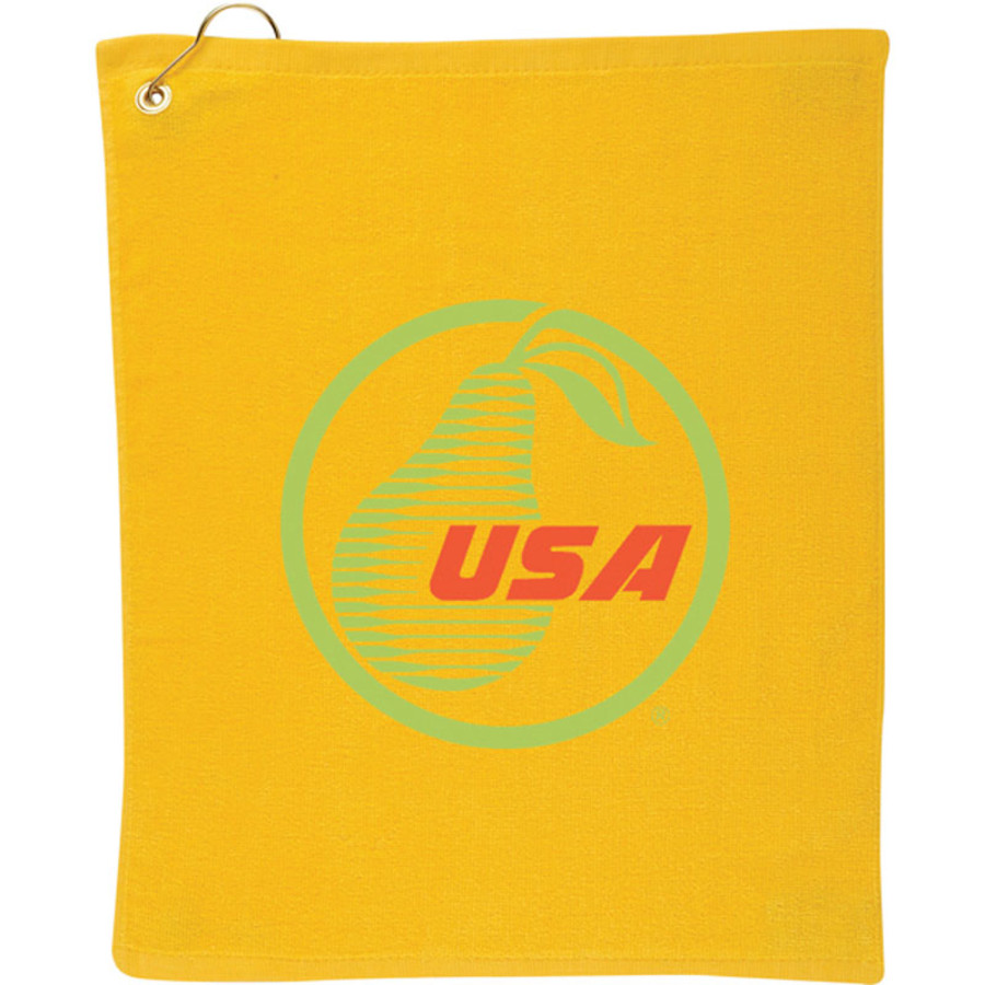 Imprinted Terry Golf Towel
