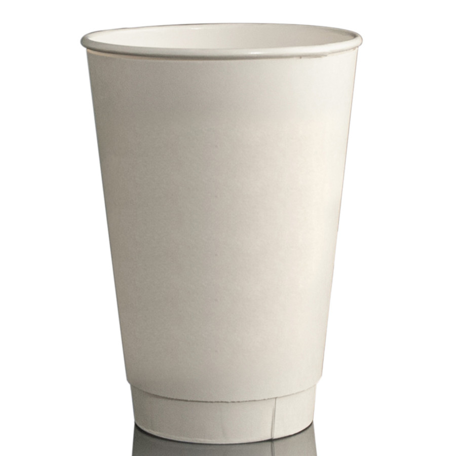 16 oz. Insulated Paper Cups