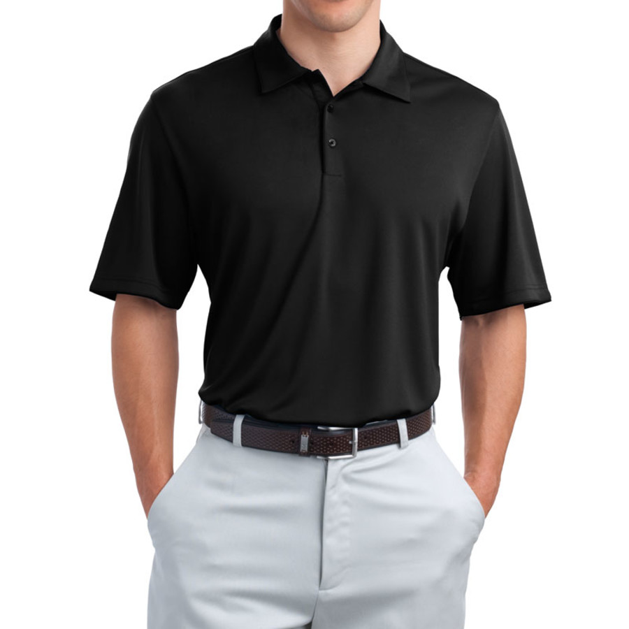 Port Authority Poly-Bamboo Charcoal Birdseye Jacquard Polo