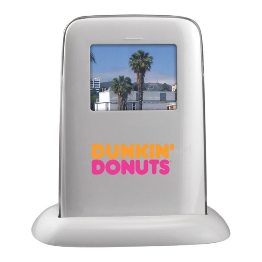 Logo Digital Desktop Photo Frame