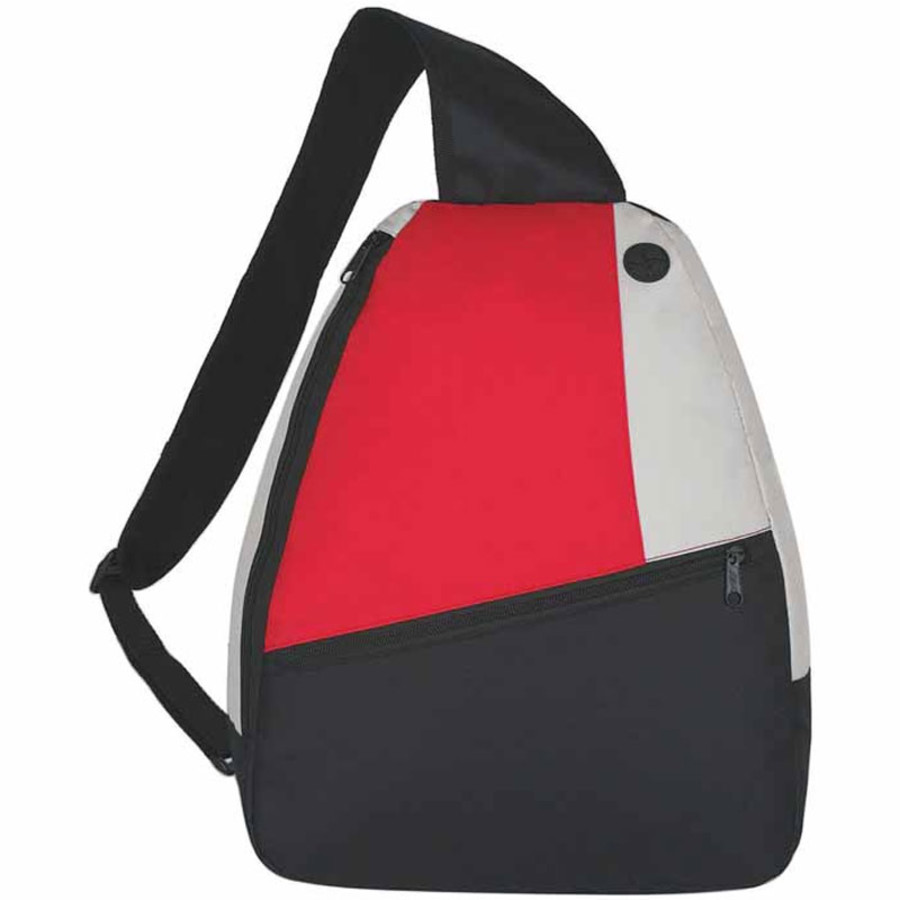 Logo Sling Backpack