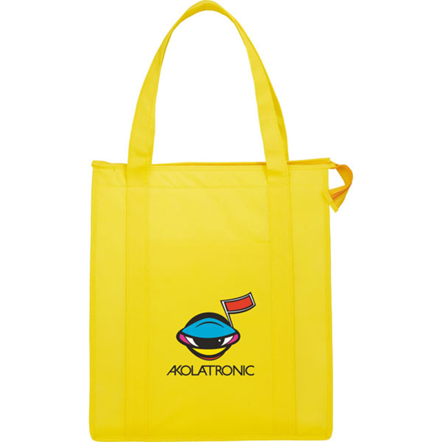Non-Woven Insulated Hercules Grocery Tote
