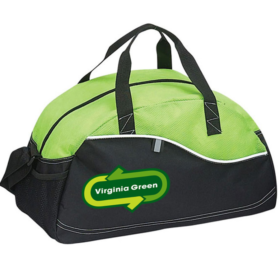 Personalized Web Duffle