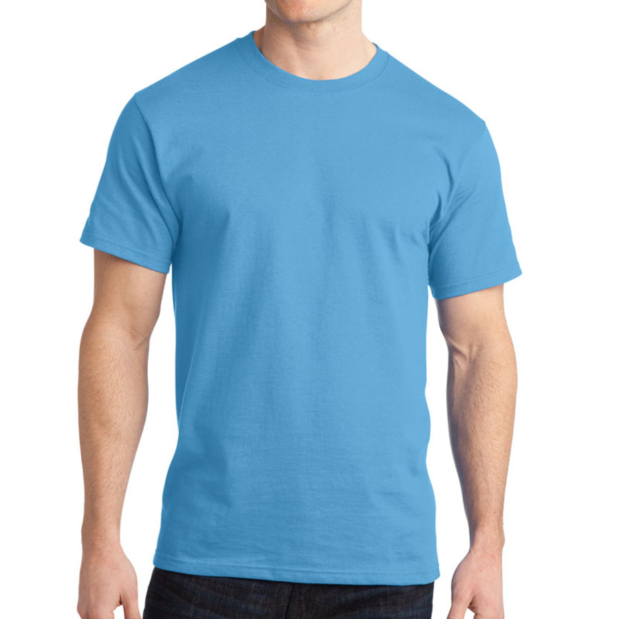 Port & Company - Essential Ring Spun Cotton T-Shirt (Apparel)