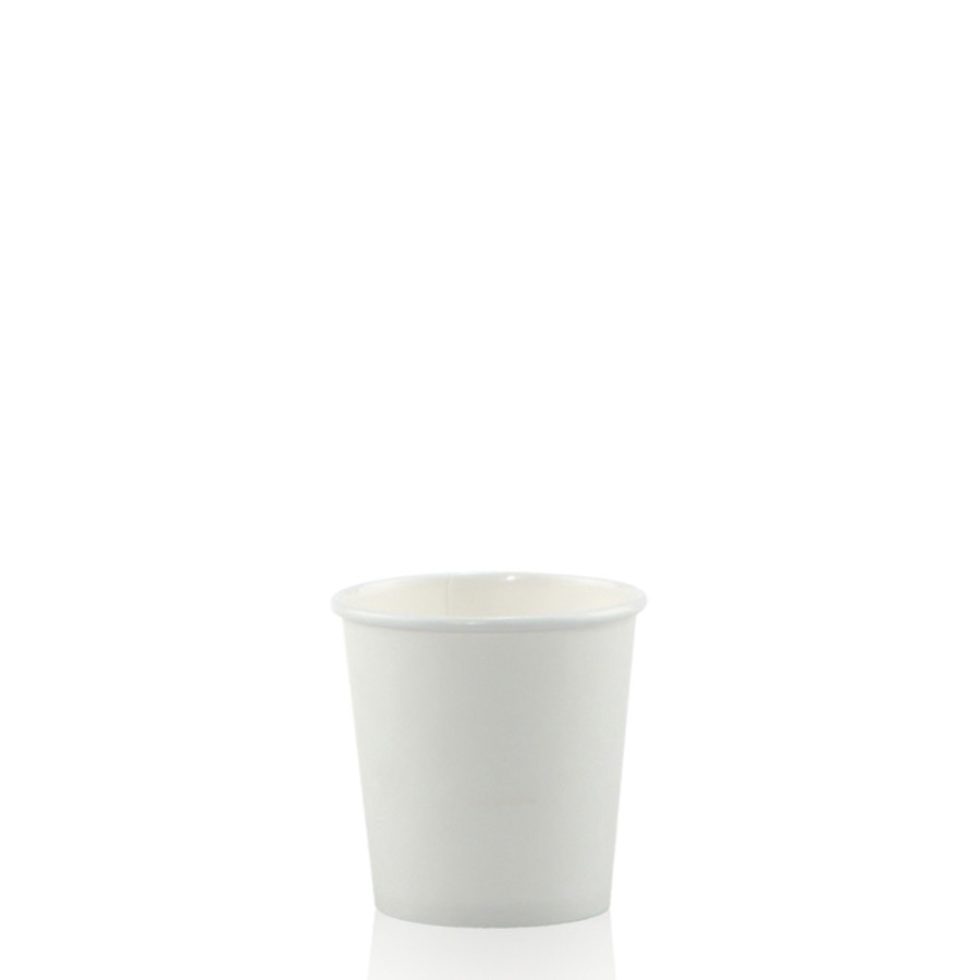 4 oz. White Paper Cups