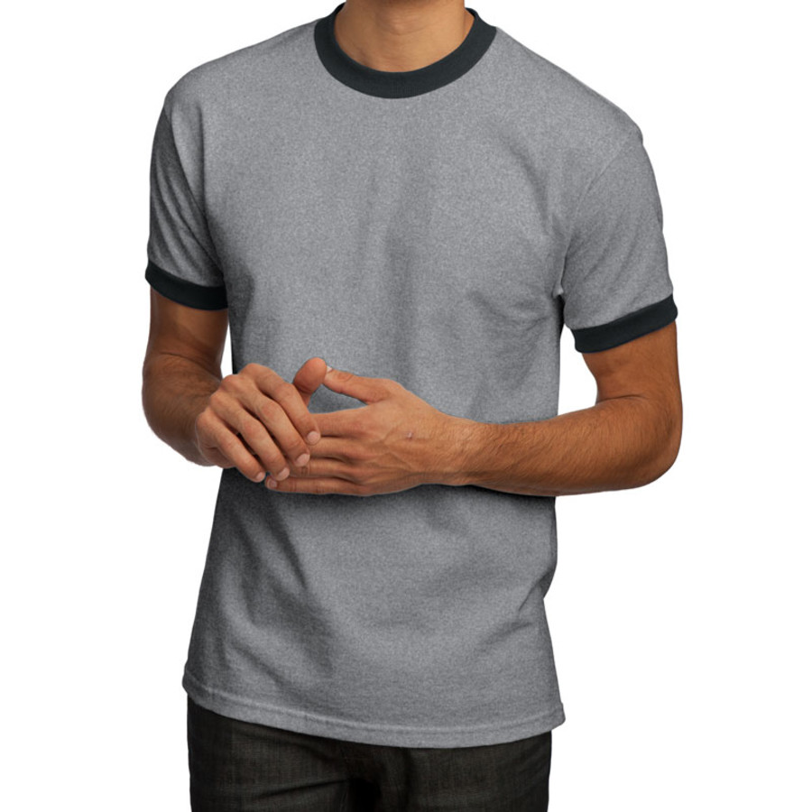 Port & Company - Ringer T-Shirt (Apparel)