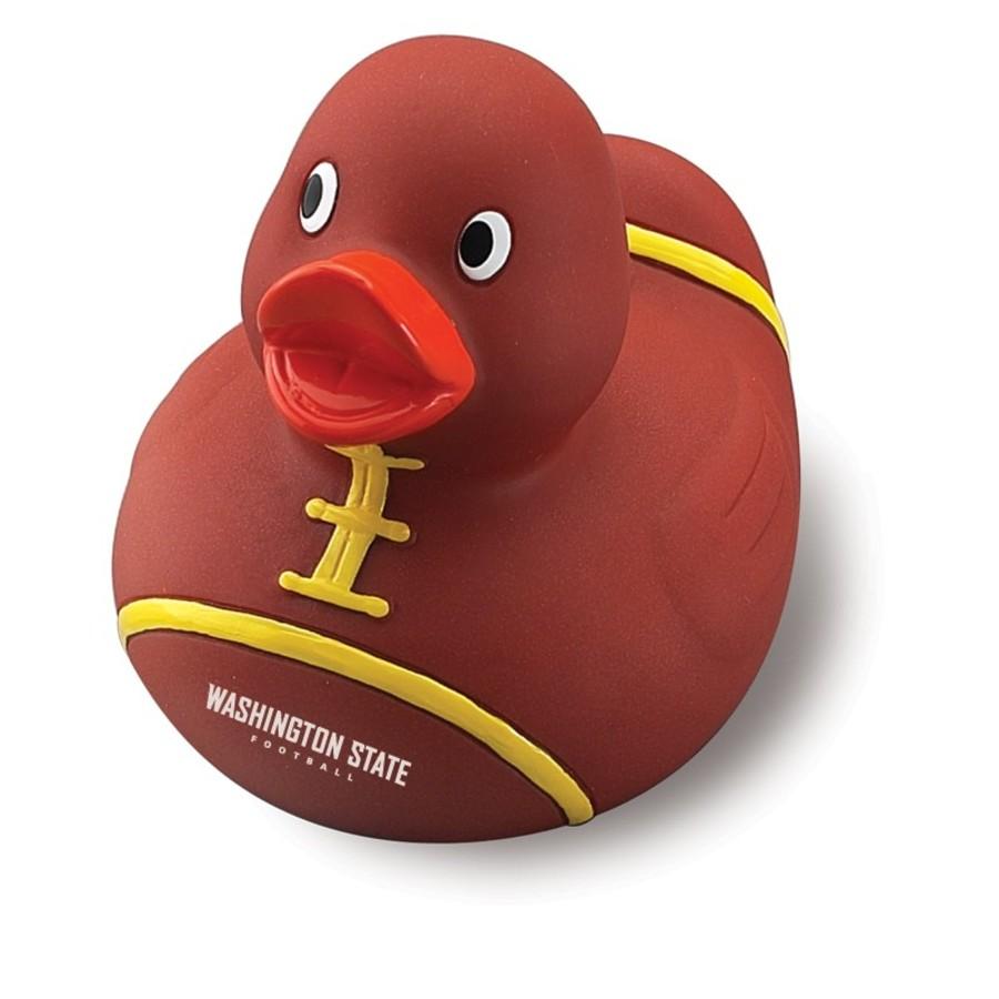 Printable Football Rubber Duck