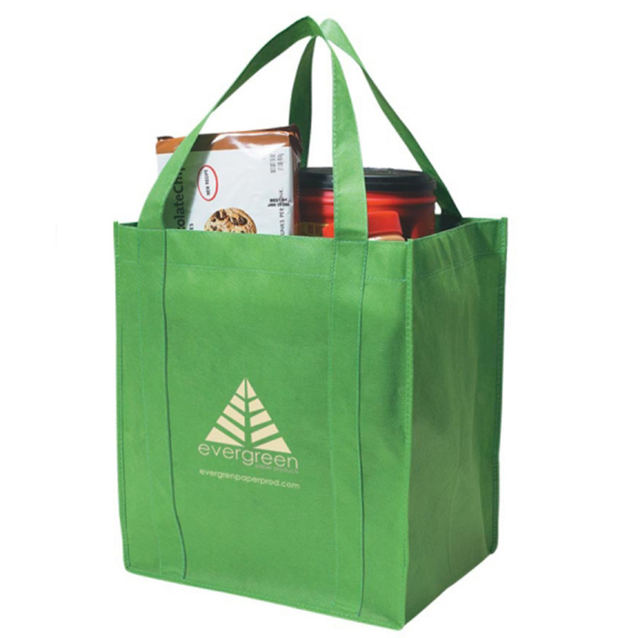 Printable Non-Woven Shopper Tote Bag