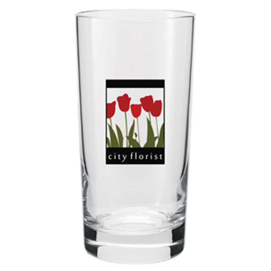 Printed 12.5 oz. Beverage Glass