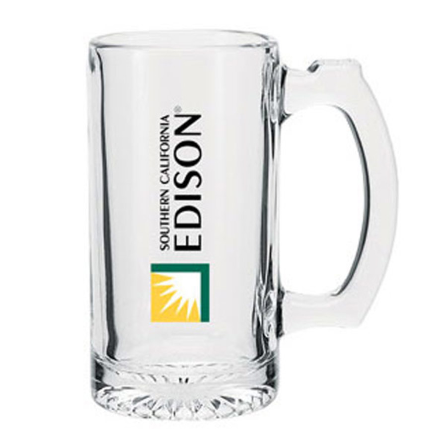 Printed 12.5 oz. Beer Mug