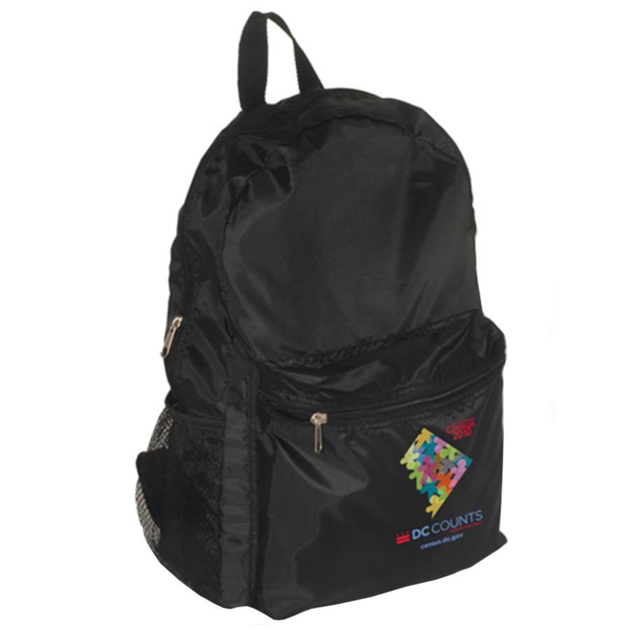 Printed Econo Backpack