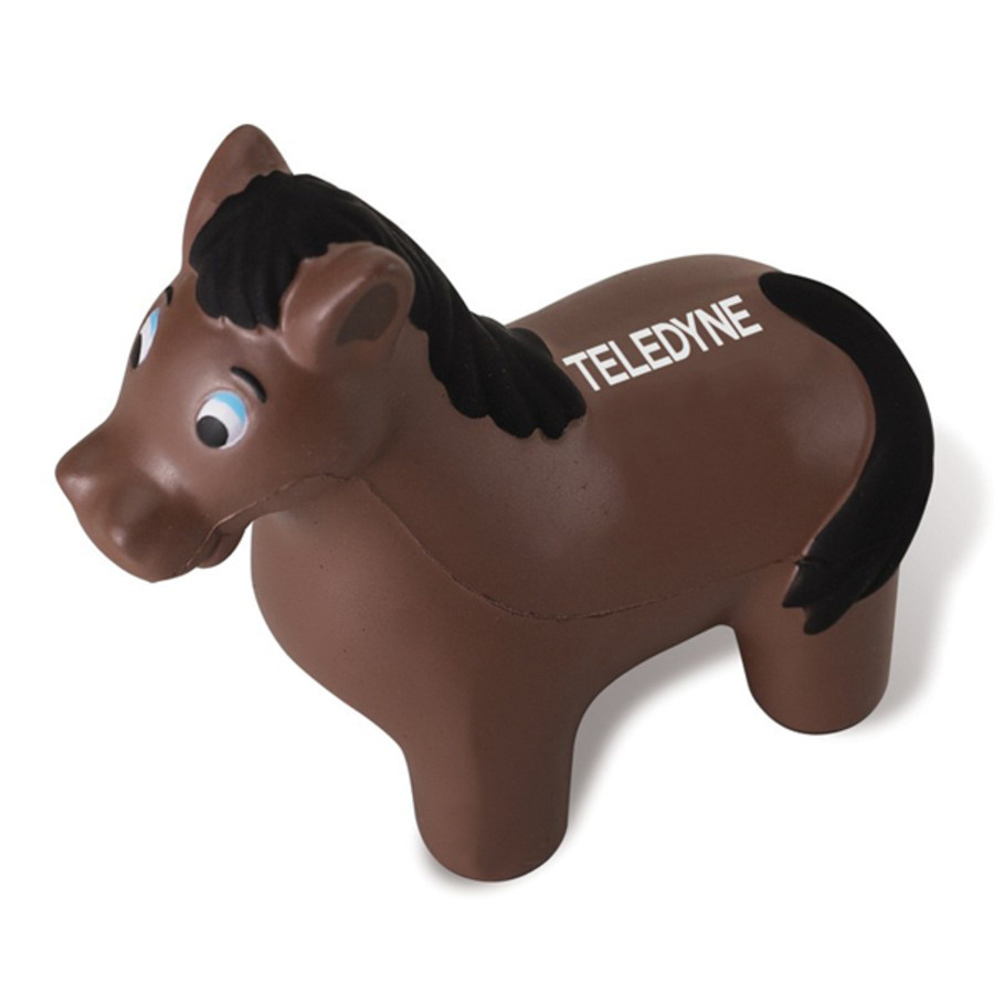 Printed Horse Stress Reliever