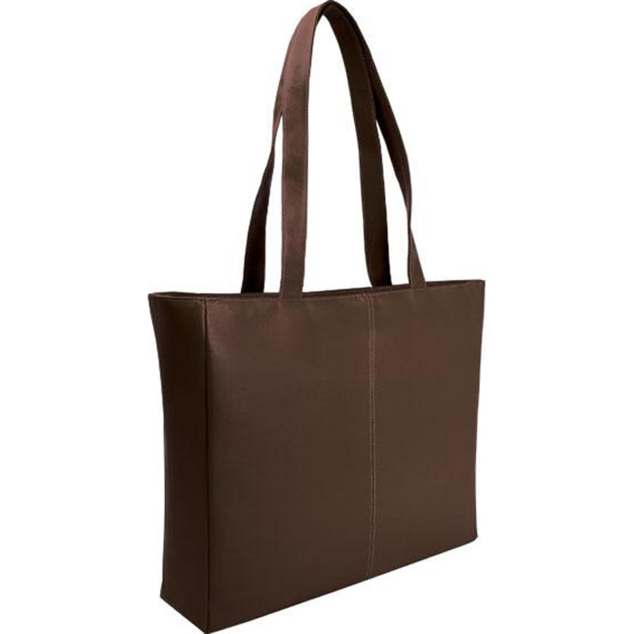 Promo Lamis Large Zippered Tote
