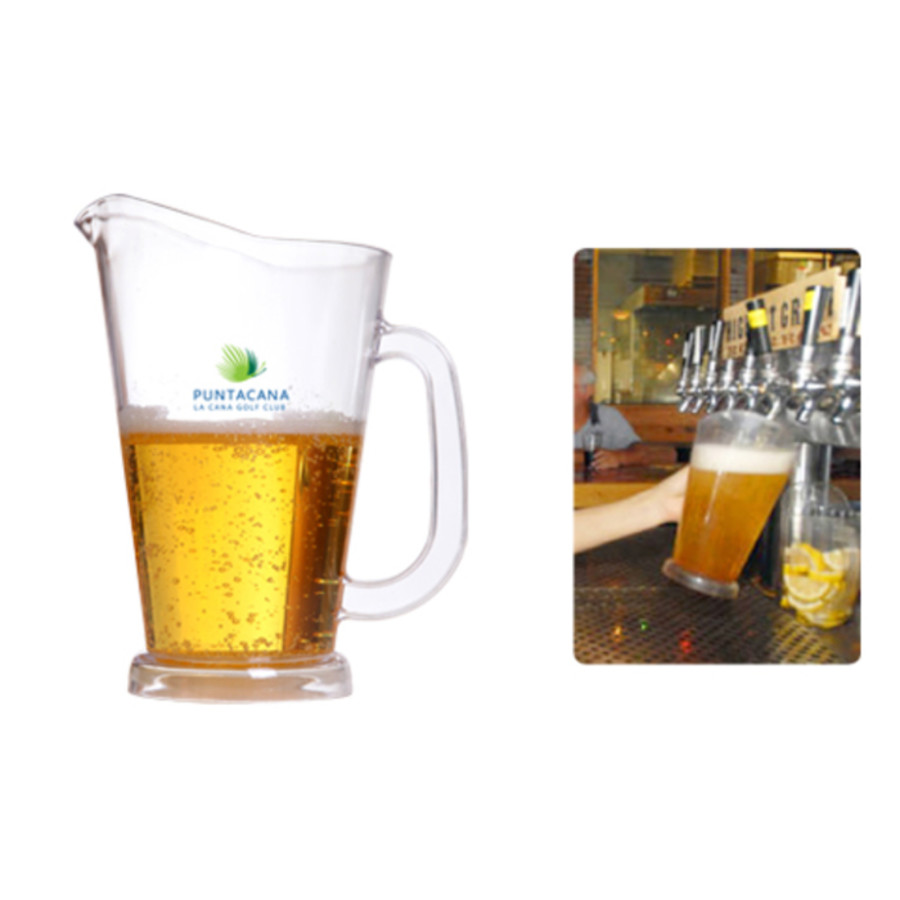 Promotional 60 oz Clear Pitcher
