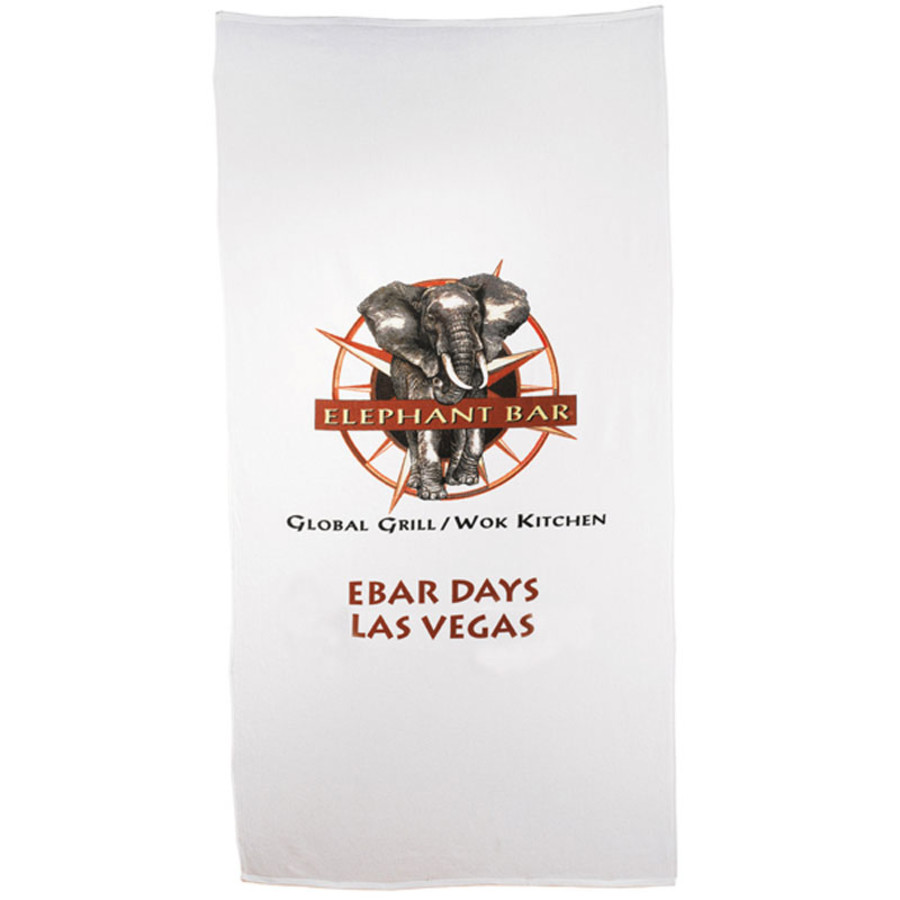 Promotional Heavy Weight Beach Towel