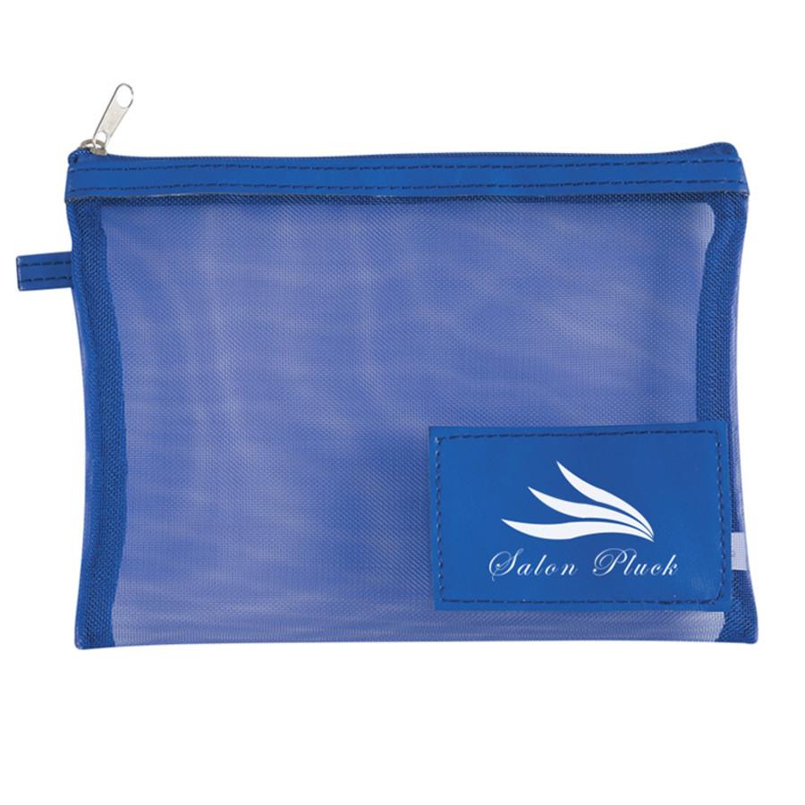 Promotional Sheer Mesh Vanity Bag