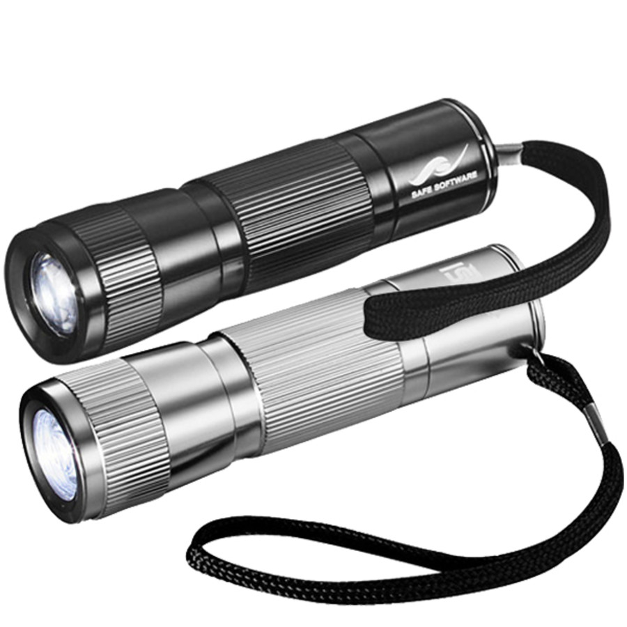 Promotional WorkMate Magnifying Flashlight with Lenses- K9