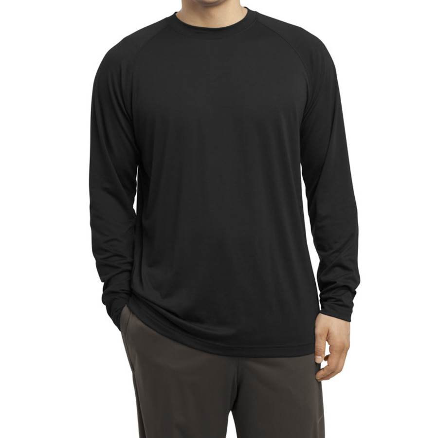 Sport-Tek Long Sleeve Ultimate Performance Crew (Apparel)