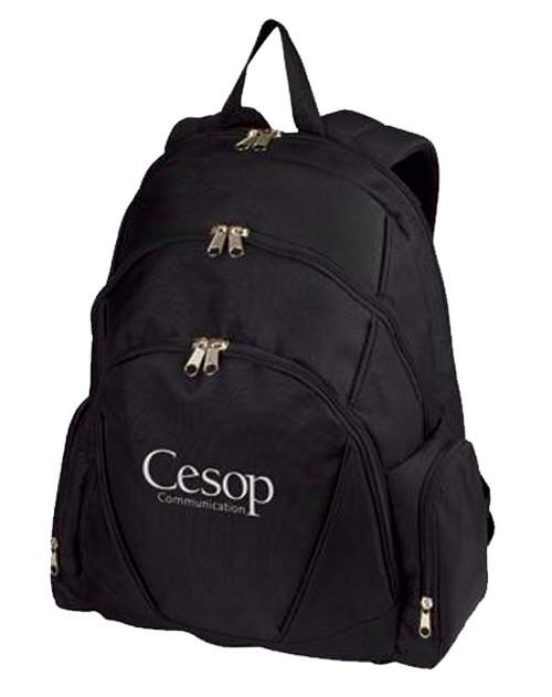 ccda9d81da9f Custom Deluxe Backpacks