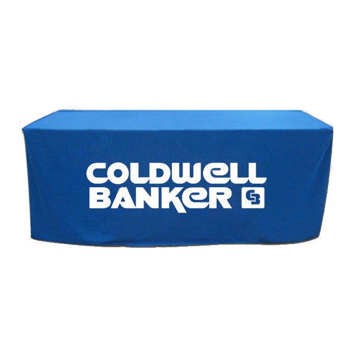 Logo 8 Fitted Table Covers Table Cover Silkletter