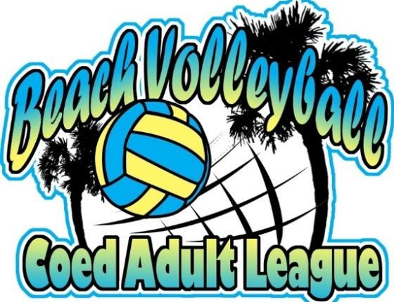 Beach Volleyball Coed Adult League
