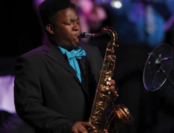 CCU Saxophone Ensemble