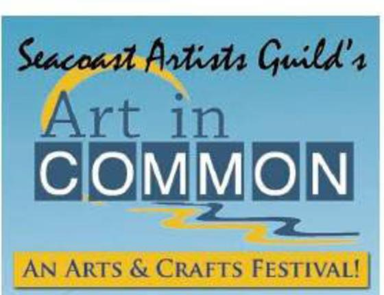 Seacoast Artist Guild Art in Common Spring Festival