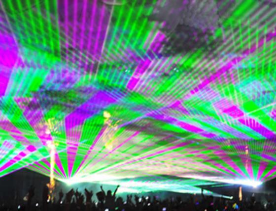 LIGHT Laser Extravaganza
