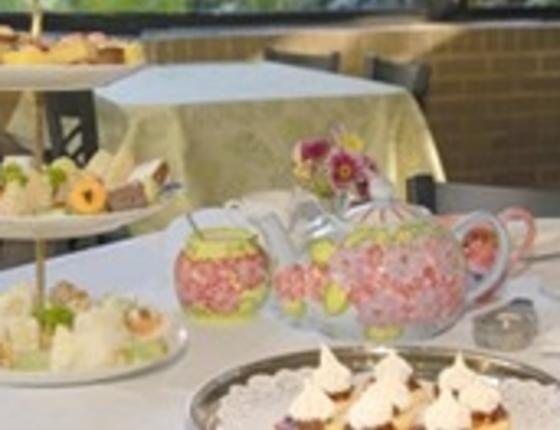Winter Tea Party Saturdays and Sundays in February