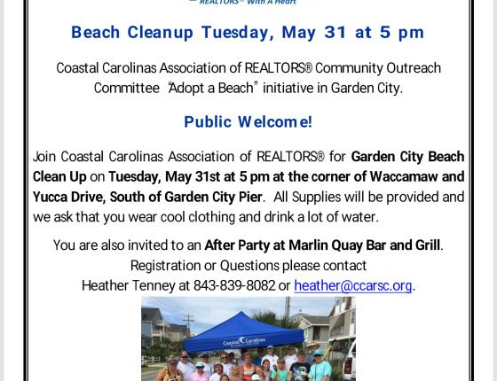 Adopt a Beach, Garden City