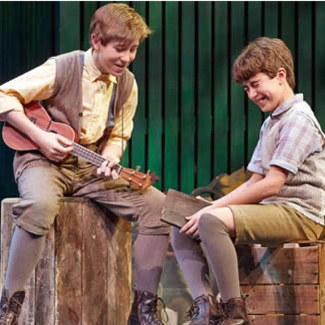 Finding Neverland - KID'S NIGHT ON BROADWAY