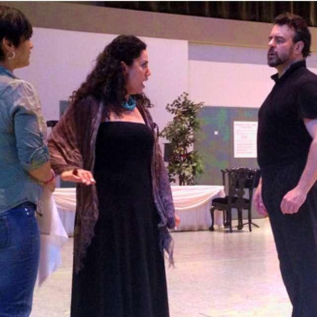 Open Rehearsal - Tosca