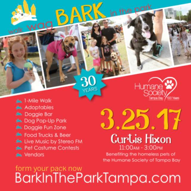 30th Annual Bark In The Park