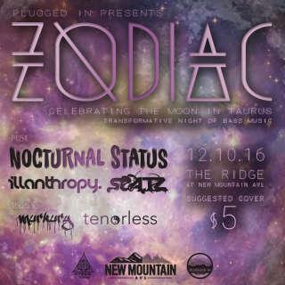ZODIAC :: Moon in Taurus :: Nocturnal Status, illanthropy + Scatz
