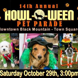 14th Annual Howl-O-Ween Pet Parade