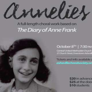 Annelies: Presented by the Asheville Choral Society