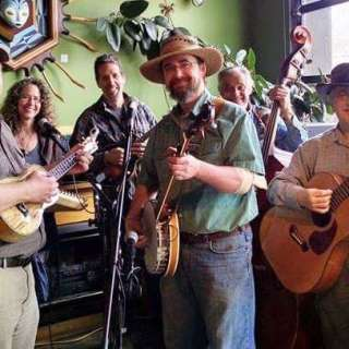 Friday Night Barn Dance: The Spring Mountain 'Shiners (Square Dance)
