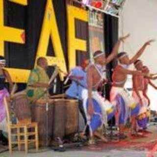 LEAF - Lake Eden Arts Festival