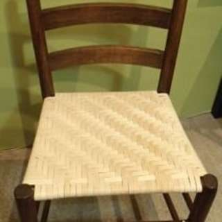 Splint Weaving 201: Weaving A Chair Seat