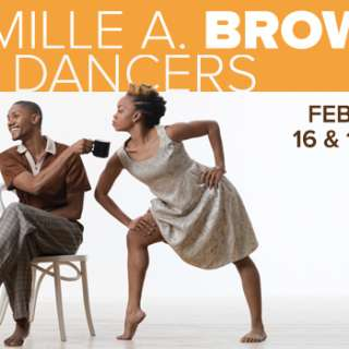Camille A. Brown and Dancers