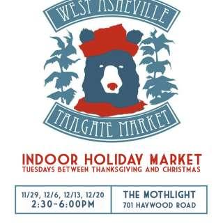 West Asheville Tailgate HOLIDAY Market