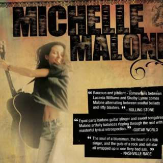 An Evening with Michelle Malone - [americana, rock, blues]