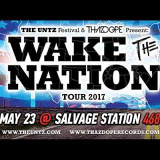 The Wake The Nation Tour 2017