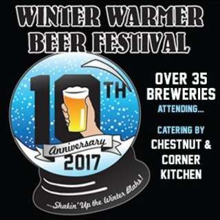 10th Annual Winter Warmer Beer Festival