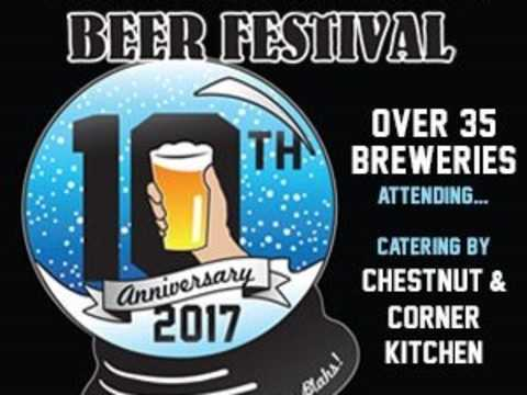 10th Annual Winter Warmer Beer Festival