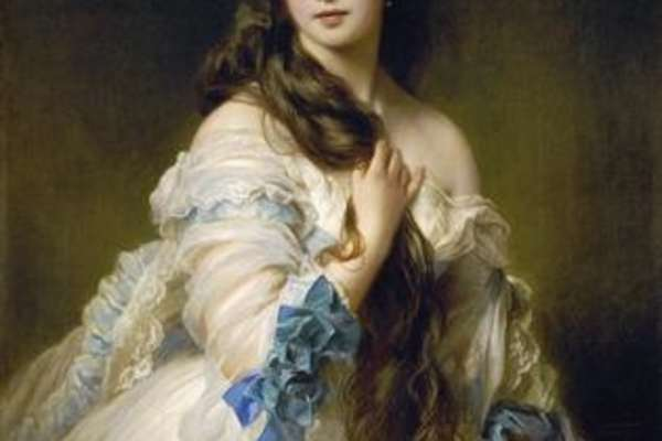 High Society: The Portraits of Franz X. Winterhalter