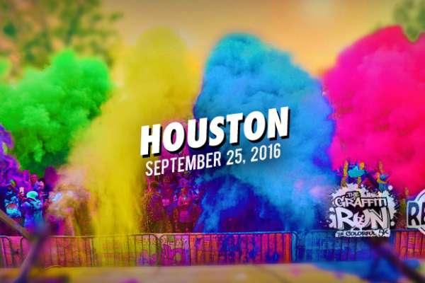 The Graffiti Run - The Colorful 5K