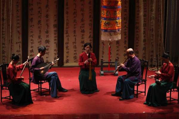 Performing Asia: Lâm-hun-koh Nanguan Music and Theater Troupe