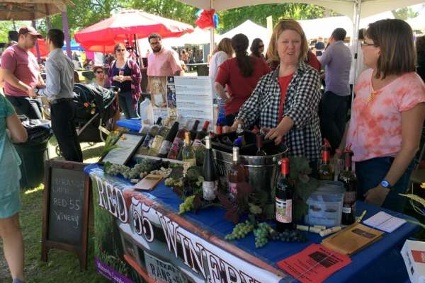 Autumn Art & Texas Wine Festival